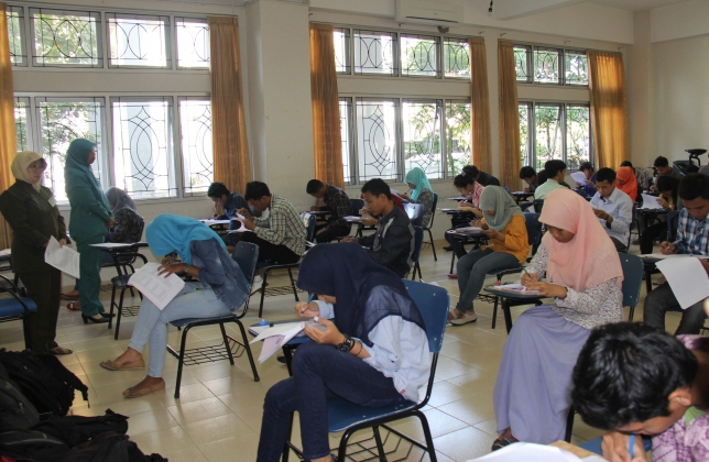Ujian Tulis UGM (UTUL) TA 2019/2020